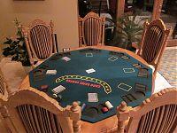Küla Villa pokerilaud kaheksale