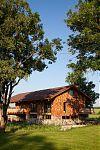 Küla Villa peamaja kimmine fassaad