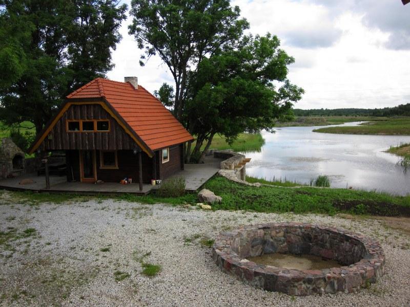 Küla Villa passiivne purskaev